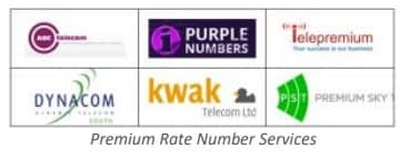 premium rate number services
